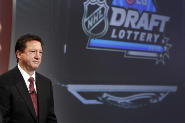 NHL Draft Lottery 2013: Date, Start Time, TV Info and More