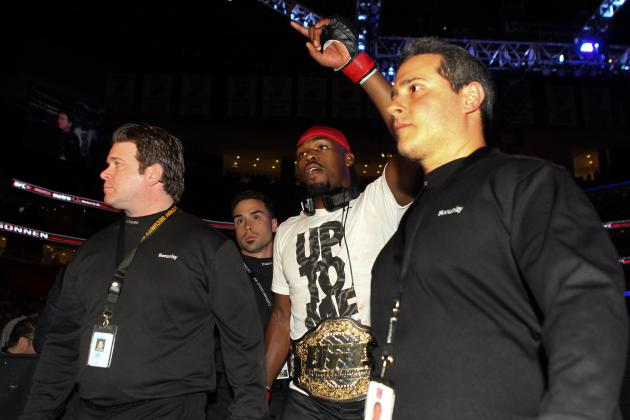 Jones vs. Sonnen Results: Is Jon Jones the Most Dominant UFC Champion?