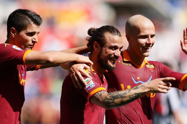Result: Roma Hammer Siena