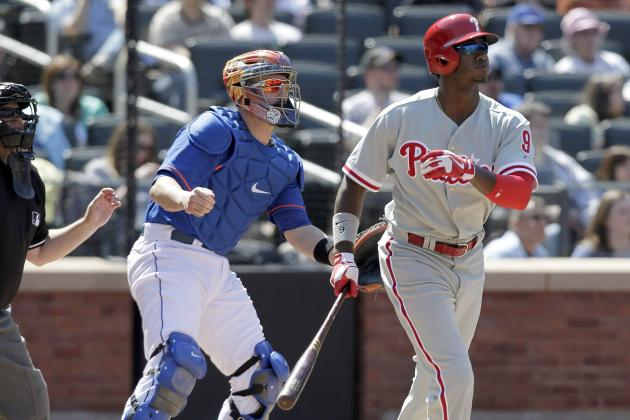 ESPN Gamecast: Phillies vs Mets