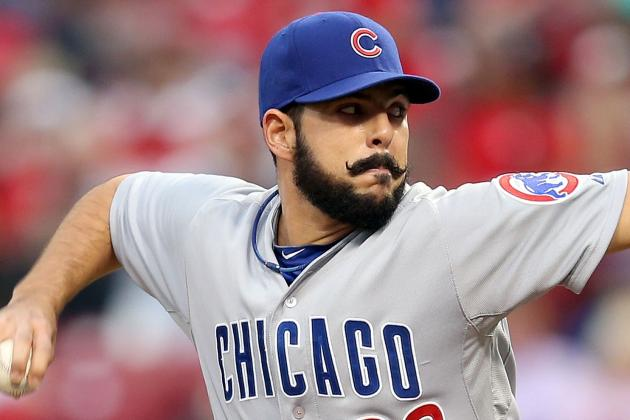 MLB Gamecast: Cubs vs Marlins