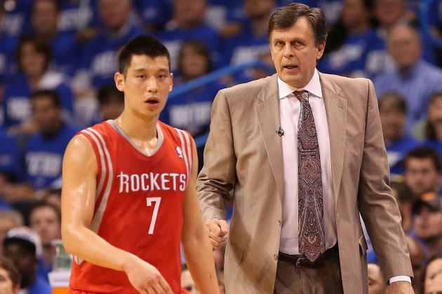 Jeremy Lin's Importance Highlighted During Roller-Coaster Series with Thunder