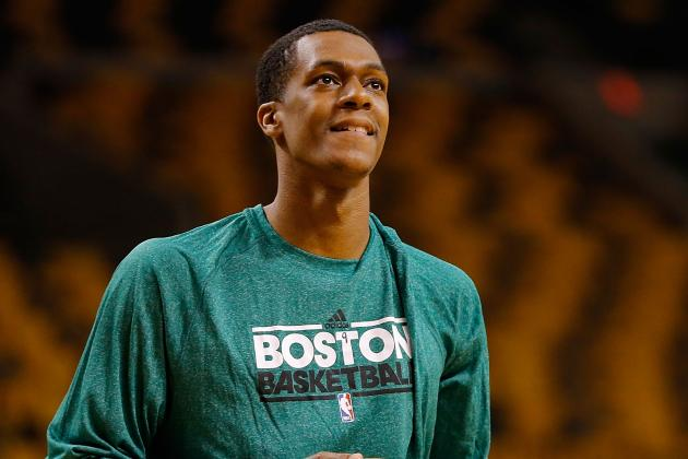 Rondo Says Celtics Troubles Are Tough to Watch