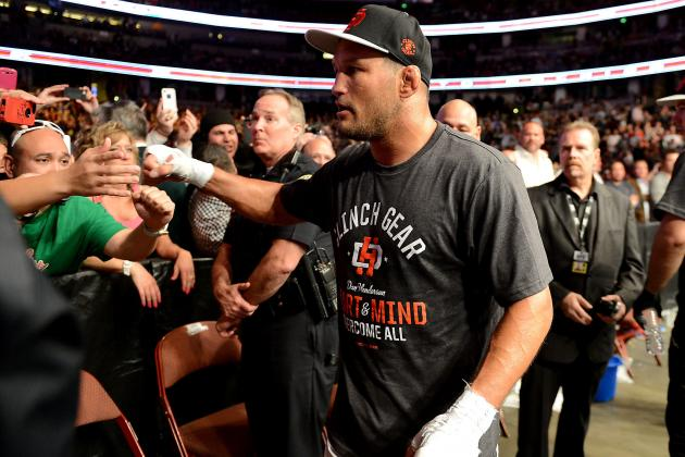 UFC 159 Results: Dan Henderson Feels Jones vs. Sonnen Had a 'Quick Stoppage'