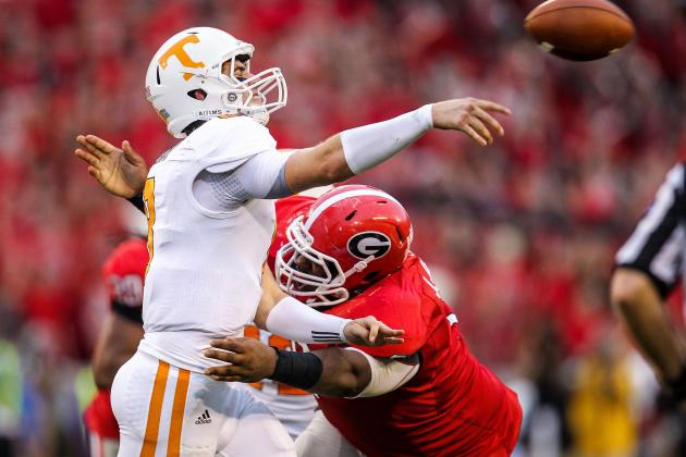 Tyler Bray: How Will Chiefs Newest Quarterback Fare in the Pros?
