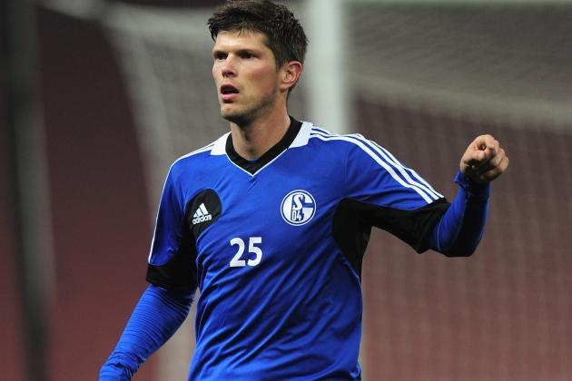 Huntelaar Hat Trick Powers Schalke Past Hamburg