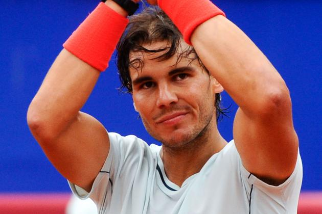 Nadal Wins Eighth Barcelona Open Title