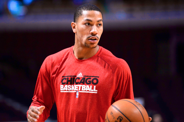 Derrick Rose: Brother Reggie Says Bulls Star Could Return in 2nd Round