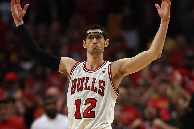 Bulls Praise Hinrich for Marathon Effort