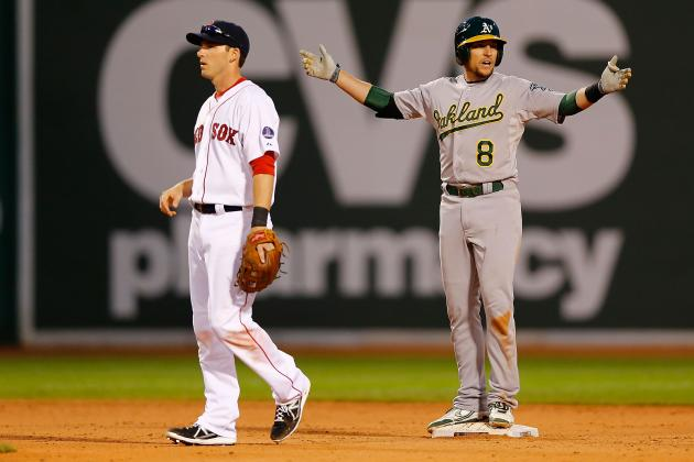 Jed Lowrie Fails to Deliver Late-Inning Heroics as A's Slide Continues