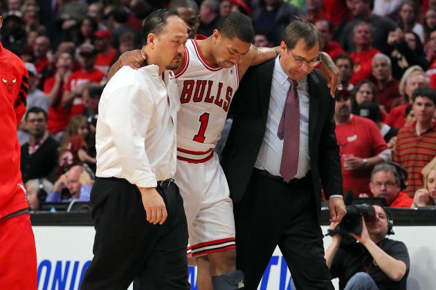 One Year Later, Rose Injury Still Fresh