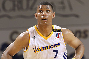 Warriors Recall Scott Machado from Santa Cruz