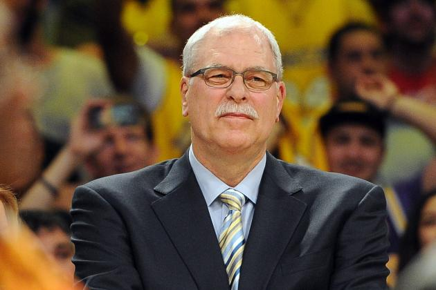 Report: Phil Jackson Was Diagnosed with Prostate Cancer in March 2011
