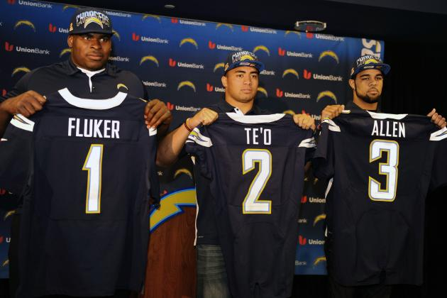 San Diego Chargers 2013 Draft: The Good, the Bad and the Ugly