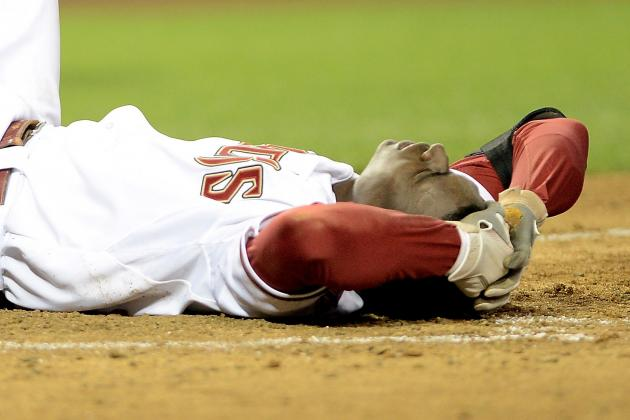 Diamondbacks Place Didi Gregorious on 7-Day Concussion Disabled List