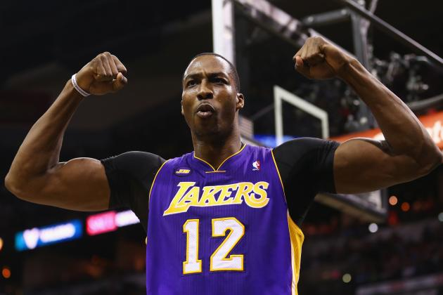 Dwight Howard's Image Would Be Forver Tarnished If He Left LA Lakers
