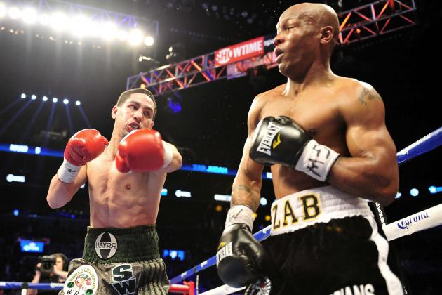 Danny Garcia vs. Zab Judah: Where Exciting Bout Ranks Among Top Fights of 2013