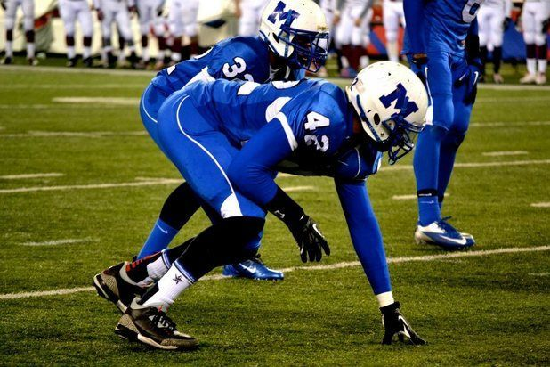 Montclair DE Darius Slade Picks Up Rutgers Offer at Scarlet-White Game