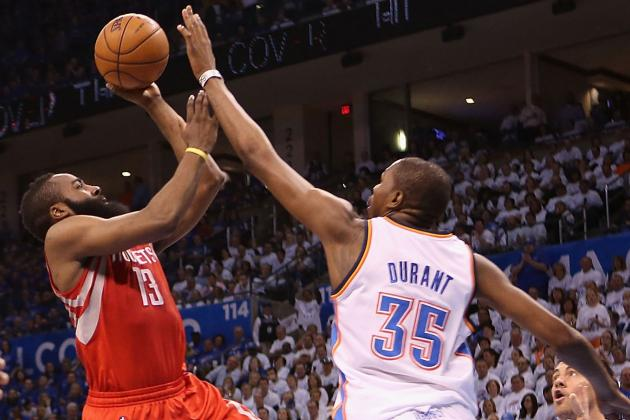 Are Houston Rockets Just Too Young to Cash in on Wounded OKC Thunder?