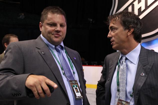 Eric Lacroix Leaves Colorado Avalanche in Shake-Up After Sacco Fired