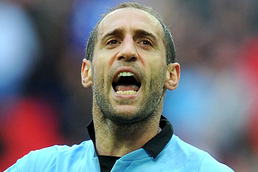 Zabaleta Named to PFA Team of the Year