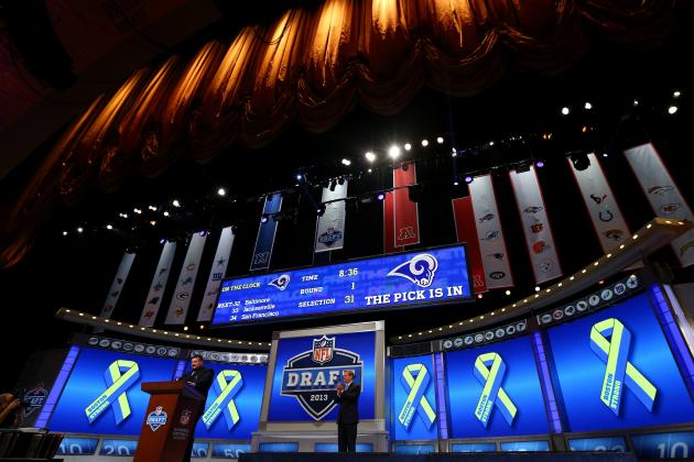 2013 NFL Draft Grades: Overall Scores for Each Team's Class