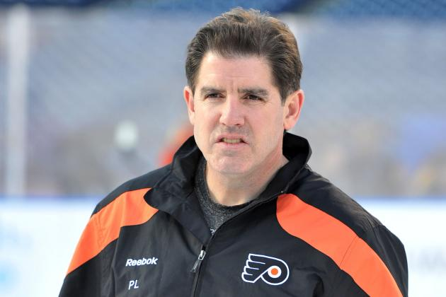 Laviolette Will Return to Flyers Next Season