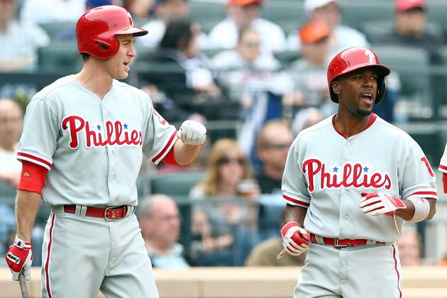 Phillies 5, Mets 1