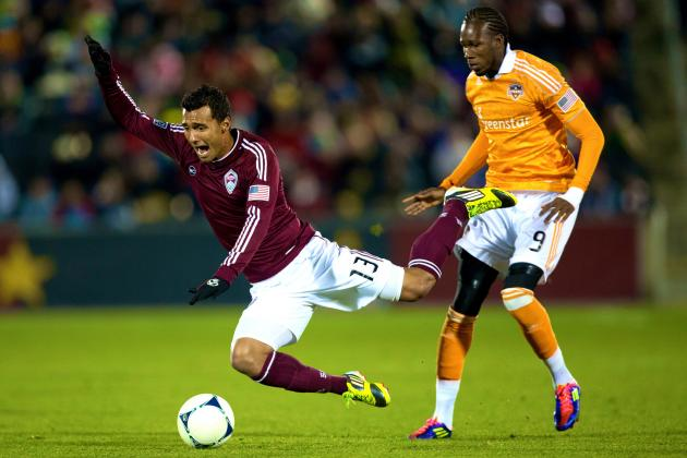 Houston Dynamo vs. Colorado Rapids: MLS Live Score, Analysis, Reaction