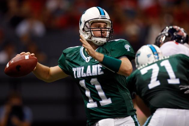 Undrafted NFL Free Agents 2013: Power Ranking Top Recently Signed Quarterbacks
