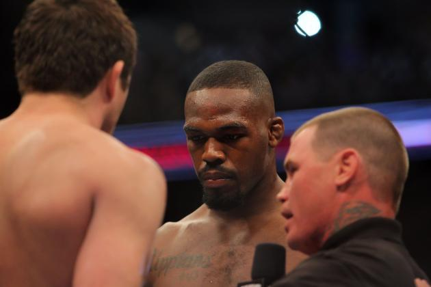 Jones vs. Sonnen Fight Card: What the Casual Fan Learned