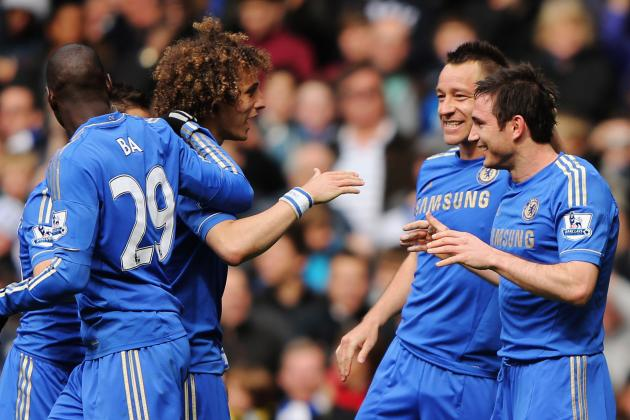 Chelsea vs. Swansea City: Are the Blues Going to Have It All Their Own?