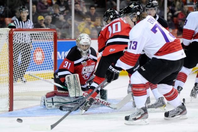 NHL Draft 2013: Power Ranking the Best Goaltenders
