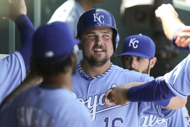 Royals Blank Indians in Double-Header Opener