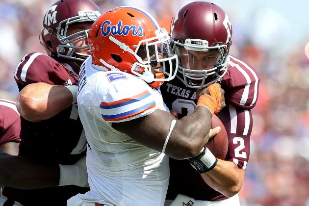 Why Florida's Defense Is Made to Stop Johnny Manziel