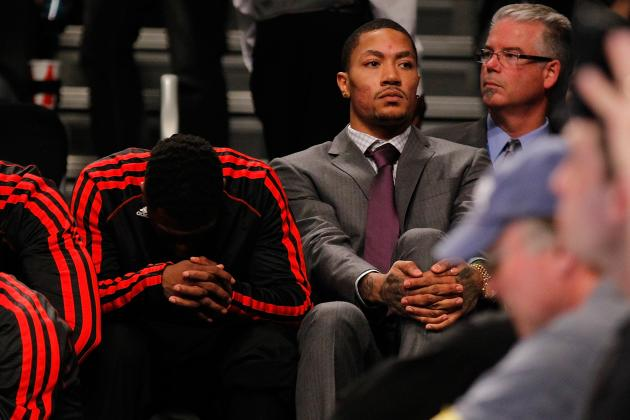Derrick Rose Must Use Bulls' Legendary Game 4 as Motivation for Return