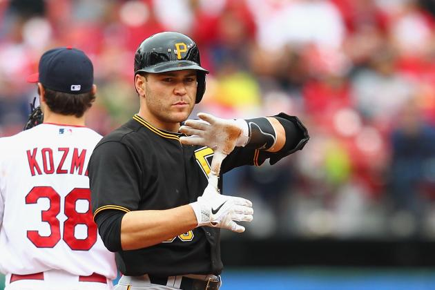 Pittsburgh Pirates Take Sole Possession of First Place from Cardinals