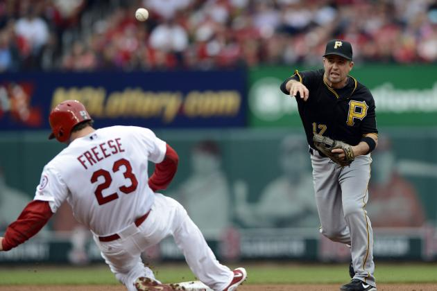Cards Listless in 9-0 Loss to Pirates