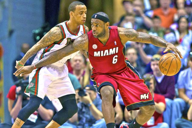 Miami Heat vs. Milwaukee Bucks: Game 4 Score, Highlights and Analysis