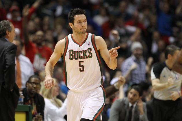 J.J. Redick Rumors: Where We Stand with Chatter Surrounding Bucks Star