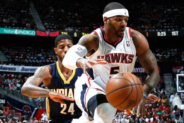 Indiana Pacers vs. Atlanta Hawks: Game 4 Preview, Schedule and Predictions