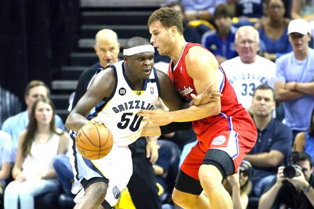 Who Has the Edge in Best-of-3 1st-Round Stretch Between Clippers, Grizzlies?