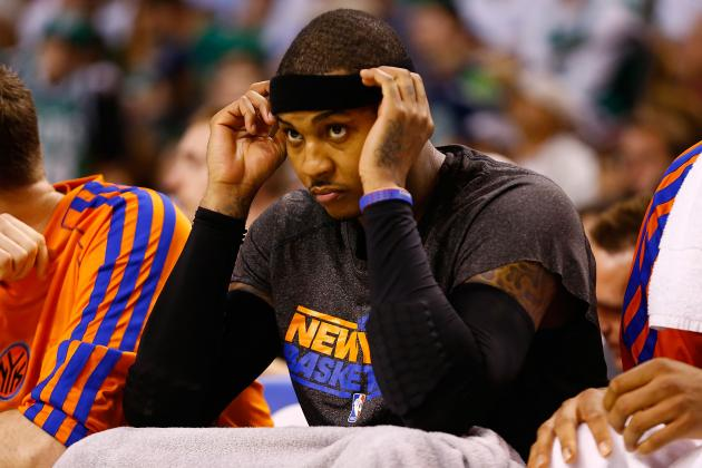 Knicks vs. Celtics: Isolation Basketball Proves to Be New York's Achilles' Heel