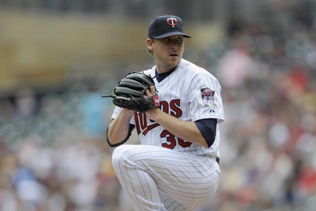 Twins Blog: Kevin Correia Impresses