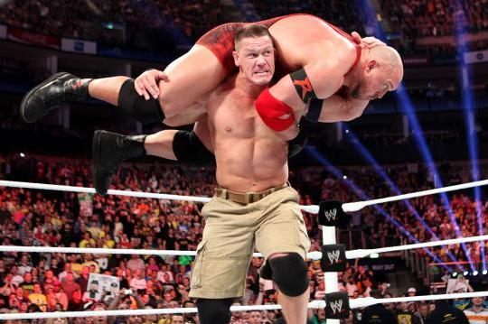 Ryback's True Role as Enhancement Talent for John Cena