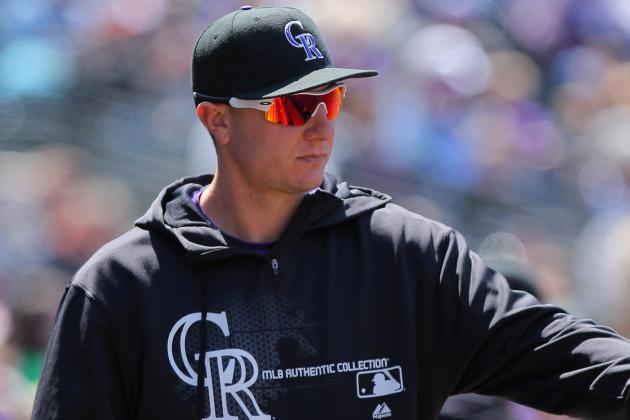 Tulo Diagnosed with Mild Rotator Cuff Strain