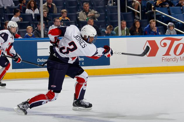 NHL Draft Lottery 2013: Teams That Are Best Fits to Land Seth Jones