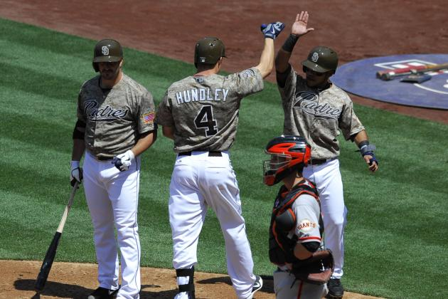 Two Good, Too Bad: Padres 6, Giants 4