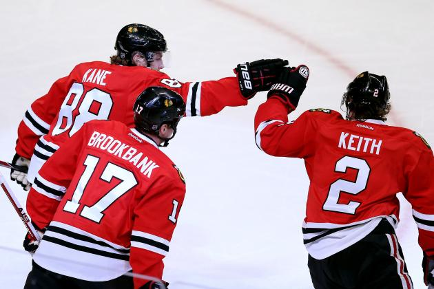 NHL Playoff Schedule 2013: Dates, Game Times and Full Coverage Info