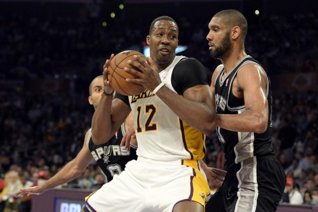 Spurs vs. Lakers Game 4: Live Score, Highlights and Analysis